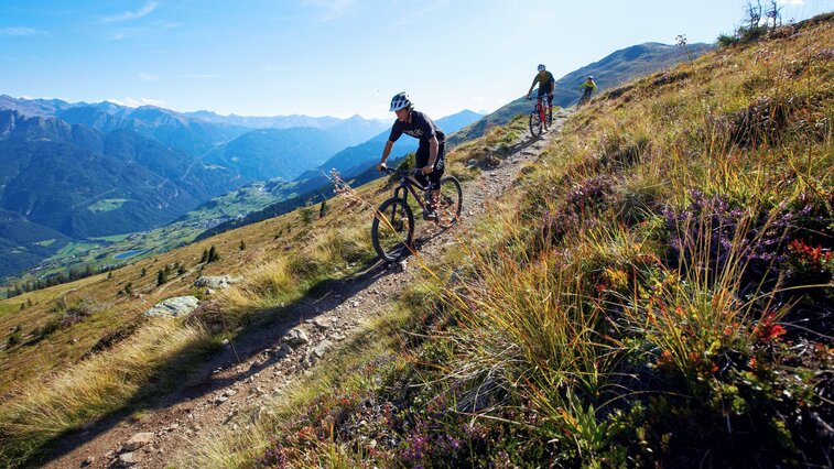 Biking in Serfaus-Fiss-Ladis in Tyrol Austria Bike Everest Tirol | © christianwaldegger.com
