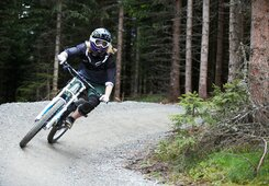 The Bikepark Serfaus-Fiss-Ladis is perfect for beginner and advanced biker | © Serfaus-Fiss-Ladis