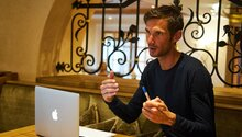 The workshop training structure with Fränk Schleck was in the Hotel Löwe in Serfaus in Tyrol | © christianwaldegger.com
